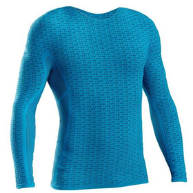 GripGrab Freedom Seamless Thermal Capa Interior Manga Larga, blue